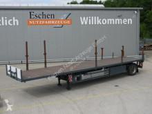 Semitrailer platta häckar nc Janzen Auflieger Bordwände, Zwangslenkung, BPW