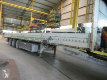 Kögel dropside flatbed semi-trailer Bordwandsattel 600 mm 3.Seriten klappbar, Lift