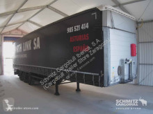 Schmitz Cargobull Curtainsider Coil semi-trailer used tautliner