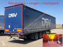 Sættevogn Schmitz Cargobull Curtainsider Standard glidende gardiner brugt