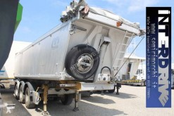 Menci two-way side tipper semi-trailer semirimorchio vasca ribaltabile alluminio