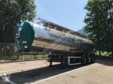 Semitrailer tank kemikalier begagnad Maisonneuve Non spécifié