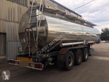 BSL Non spécifié semi-trailer used chemical tanker