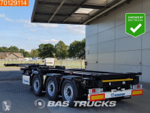 Krone Box Liner ELTU6 2x20-1x30-1x40-1x45 Ft. Liftaxle semi-trailer