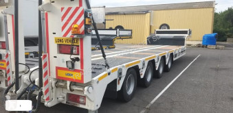 Lider trailer Non Spécifié semi-trailer used heavy equipment transport