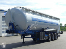 Spitzer powder tanker semi-trailer
