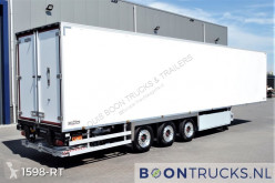 Semirimorchio frigo monotemperatura Chereau CSD3 - NEW/UNREGISTERED | DOUBLE STOCK * TAILLIFT * FULL OPTION