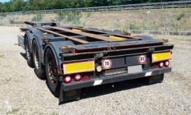 Trailer Piacenza Portacontainer Allungabile tweedehands containersysteem