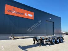 semi remorque porte containers D-TEC