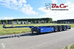 Groenewegen 45CC-16-27 TUN - BPW AXLES - 1 LIFT AXLE - DISC BRAKES - semi-trailer