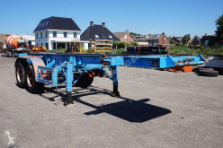 Krone Container chassis 20ft. / Full Steel semi-trailer