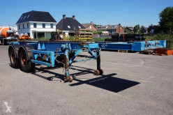 semirimorchio Schweriner Container chassis 20ft. / Full Steel
