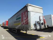 Semitrailer skjutbara ridåer (flexibla skjutbara sidoväggar) Schmitz Cargobull Rideaux Coulissant Standard