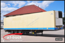 Schmitz Cargobull SKO24/FP60, Doppelstock, Vector 1850 semi-trailer used refrigerated