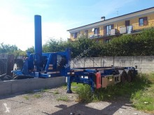 Semirimorchio portacontainers TecnoKar Trailers T3SP38