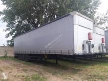 Schmitz CargobullS01半挂车 侧边滑动门(厢式货车) 二手