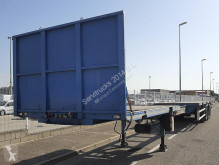 Leciñena flatbed semi-trailer