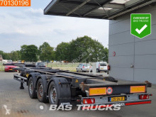 trailer Kögel 2x20-30-40 Ft. SAF Liftachse