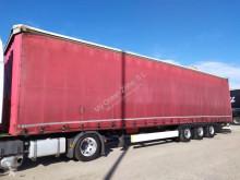 Krone SDP TAULINER MEGA semi-trailer used tarp