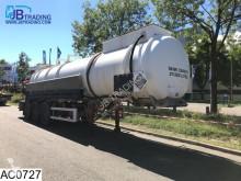 Semi remorque citerne Magyar Chemie Chemie tank, 27500 Liter, Disc brakes, 4 Bar, 50c