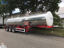 Semi remorque citerne Clayton Chemie Chemie, 30000 Liter, Isolated tank, 50c , 4 bar