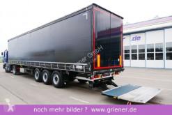 Semi remorque Schmitz Cargobull SCS 24 / LBW 2000 kg / RUNGENTASCHEN / LASI !!! savoyarde occasion