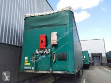 Schmitz Cargobull Rideaux Coulissant porte-bobines semi-trailer