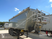 semi remorque Schmitz Cargobull Tipper Steel-square sided body 39m³