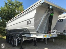 Menci TP ALU ROND SL 740 semi-trailer new tipper