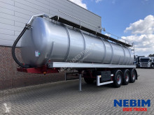 Dijkstra DRVOC 18-28/12-27AT - VOEDER TANK semi-trailer used tanker