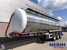 Dijkstra DRVOC 18-28/12-27 - 32.000L VOEDER TANK semi-trailer used tanker
