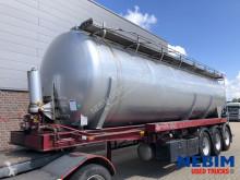 LAG O-3-39KLA 32.000L - JUROP PUMP - TIERFUTTERTANK semi-trailer