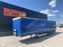 trailer Krone TOP-Zustand, neue Plane (Code-XL), BPW, Scheibebremsen, LED