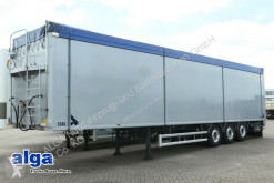 Stas S300 ZX/TÜV neu/92 m³./LED/Liftachse semi-trailer