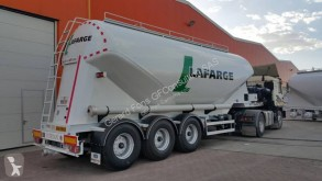 Nursan CIMENTIERE TYPE V ALUMINIUM semi-trailer new bulk cement tanker