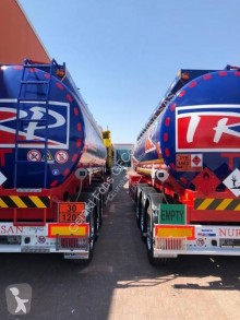 Nursan-Trailer oil/fuel tanker semi-trailer CLQ DISTRIB PETRO 9 C