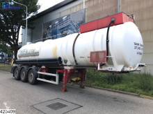 Semiremorca Clayton Chemie Chemie, 27500 Liter, Isolated tank, 50c, 4 bar cisternă second-hand