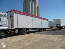 Serrus moving floor semi-trailer Fond mouvant