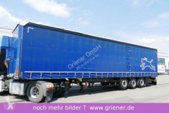 Schmitz Cargobull SCS 24 / GARDINE STAHL / verbreiterbar rungent. semi-trailer