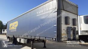 Полуремарке Schmitz Cargobull Lona para empurrar Mega подвижни завеси втора употреба