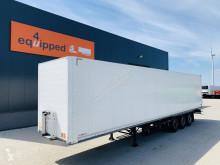 návěs Schmitz Cargobull TOP! Disc, full chassis, NL-trailer, APK: 08/2021