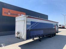Semi remorque Schmitz Cargobull Mega, Hubdach, HYDRAROLL (Baujahr: 2015), Galvanisiert, SAF occasion
