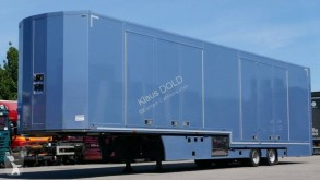 Mersch FM220TDLA-SA semi-trailer used car carrier
