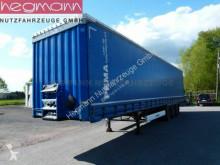 Krone tarp semi-trailer SDP 27ELB4-CS, Schwedenr., BPW-Scheibe, standart
