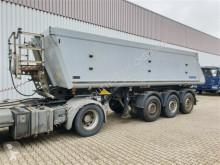 Semi remorque benne Schmitz Cargobull SKI 24 SL 7.2 24 SL 7.2, Alumulde ca. 26,5m³, Liftachse