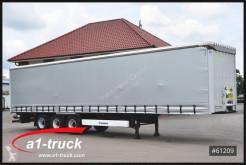 Naczepa Krone SD Tautliner, LBW 2500kg, TÜV 04/2021 Plandeka używana
