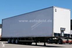 SRT SRD 338 - 103 m3 semi-trailer used box