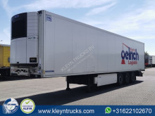 Used mono temperature refrigerated semi-trailer Krone SDP