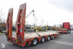 Faymonville heavy equipment transport semi-trailer STN-4AU , 4 axles , 15,8 x 3,23m , extended ,stretched , SAF