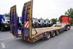 Semi remorque porte engins King GTS60 , 3 axle , 9,3 x 3,35m , stretched